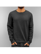Jack & Jones T-Shirt manches longues jorAbner noir