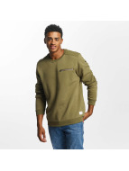 Jack & Jones T-Shirt manches longues jcoPete olive