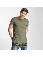 Jack & Jones t-shirt jorToma olijfgroen