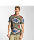 Jack & Jones T-Shirt jjorPaduka olive