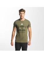 Jack & Jones T-Shirt jcoLenz olive