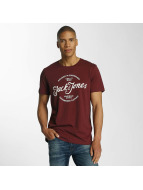 Jack & Jones t-shirt jorNyraffa rood