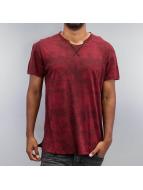 Jack & Jones T-Shirt jorBrushes rot