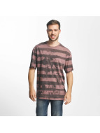 Jack & Jones T-Shirt jorNumbat rot