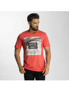 Jack & Jones T-Shirt jcoMango Fire rouge