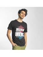 Jack & Jones T-Shirt jcoVana schwarz