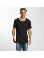 Jack & Jones T-Shirt jorMultinep schwarz