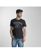 Jack & Jones T-Shirt jorTraffic schwarz
