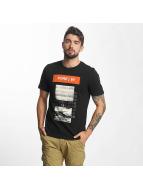 Jack & Jones T-Shirt jcoTreble schwarz