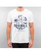 Jack & Jones T-Shirt jorLook weiß