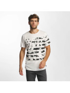 Jack & Jones T-Shirt jorFlags weiß
