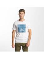 Jack & Jones T-Shirt jcoLenz weiß
