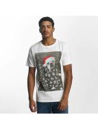 Jack & Jones T-Shirt jorKnock weiß