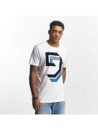 Jack & Jones T-Shirt jcoMullet weiß