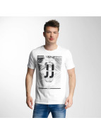 Jack & Jones t-shirt jcoParlamento wit