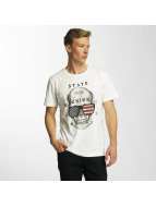Jack & Jones t-shirt jjorSawe wit
