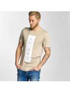 Jack & Jones T-shirtar 12122820 beige