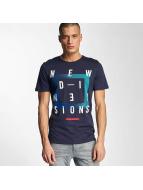 Jack & Jones T-shirtar jcoSora blå
