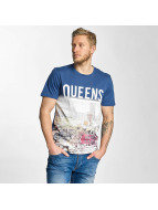 Jack & Jones T-shirtar jjorBolt blå