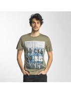 Jack & Jones T-shirtar jcoMoin grön