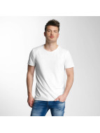 Jack & Jones T-Shirts jorCove beyaz