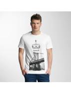 Jack & Jones T-Shirts jjorGalion beyaz