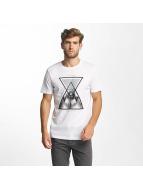 Jack & Jones T-Shirts jcoMarker beyaz