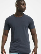 Jack & Jones T-Shirts Basic O-Neck mavi