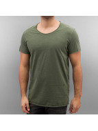 Jack & Jones T-Shirts jorBas zeytin yeşili