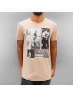 Jack & Jones T-Shirty jjorMarker bezowy