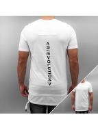Jack & Jones T-Shirty jcoMandate bialy