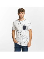 Jack & Jones T-Shirty jjorMarvin bialy