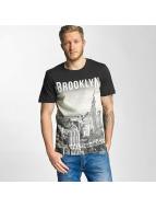 Jack & Jones T-Shirty jjorBolt czarny