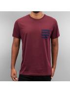 Jack & Jones T-Shirty jcoTable czerwony