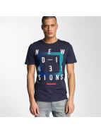 Jack & Jones T-Shirty jcoSora niebieski