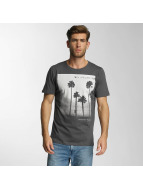 Jack & Jones T-Shirty jorVenice szary