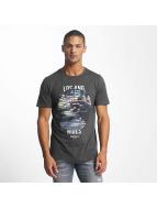Jack & Jones jjorJules T-Shirt Asphalt