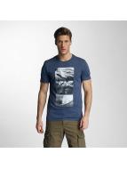 Jack & Jones T-skjorter jorHermosa blå