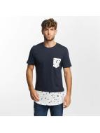 Jack & Jones T-skjorter jjorMarvin blå