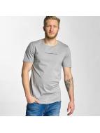 Jack & Jones T-skjorter jcoFollow grå