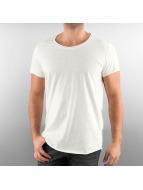 Jack & Jones T-skjorter jorBas hvit