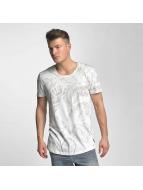 Jack & Jones T-skjorter jorLeaf hvit