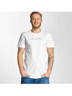 Jack & Jones T-skjorter jcoFollow hvit