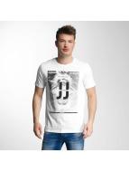 Jack & Jones T-skjorter jcoParlamento hvit