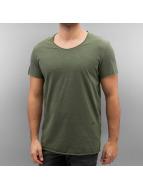 Jack & Jones T-skjorter jorBas oliven