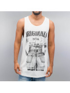 Jack & Jones Tank Tops jorHotline weiß