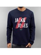 Jack & Jones Tröja jocNeo blå