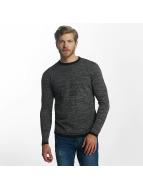 Jack & Jones jcoMaize Knit Sweater Dark Grey Melange