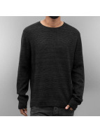 Jack & Jones trui jjorAxel Knit zwart