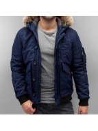 Jack & Jones Veste bomber jjorForce bleu